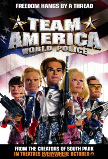 Team America: World Police 2004 poster
