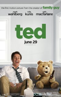 Ted (2012) cover