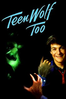 Teen Wolf Too (1987) cover