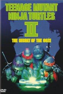 Teenage Mutant Ninja Turtles II: The Secret of the Ooze (1991) cover