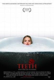 Teeth (2007) cover