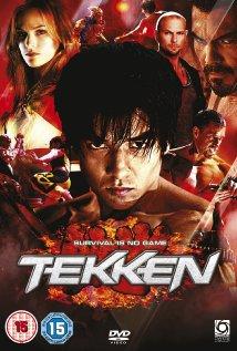 Tekken (2010) cover