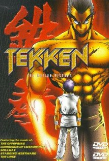 Tekken: The Motion Picture (1997) cover