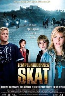 Tempelriddernes skat (2006) cover