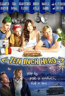Ten Inch Hero (2007) cover
