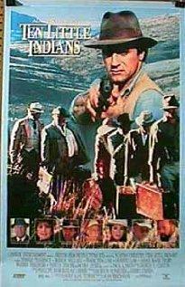 Ten Little Indians (1989) cover