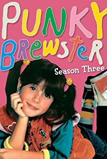 Punky Brewster 1984 poster