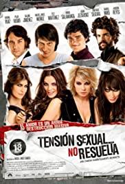 Tensión sexual no resuelta (2010) cover