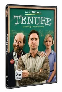 Tenure (2008) cover