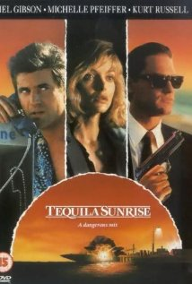 Tequila Sunrise 1988 poster