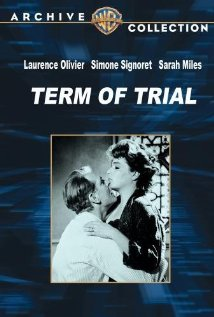 Term of Trial (1962) cover