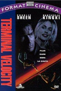 Terminal Velocity (1994) cover