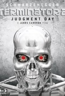 Terminator 2: Judgment Day (1991) cover