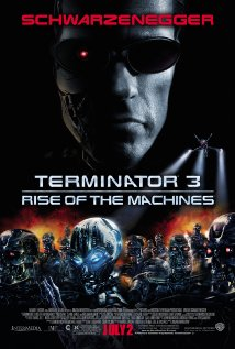 Terminator 3: Rise of the Machines (2003) cover