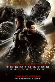 Terminator Salvation 2009 poster