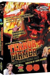 Terror Firmer 1999 poster