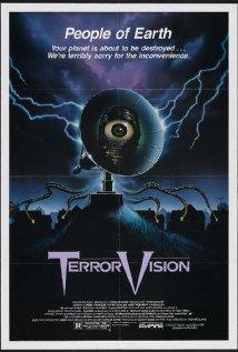 TerrorVision (1986) cover