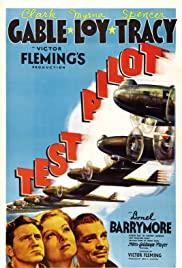 Test Pilot 1938 poster