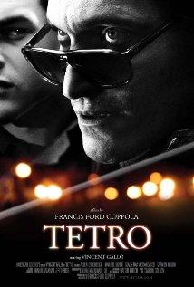 Tetro (2009) cover