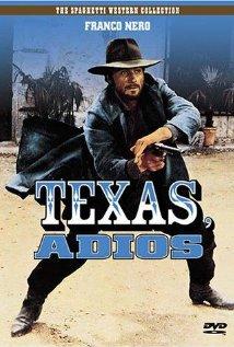Texas, addio (1966) cover
