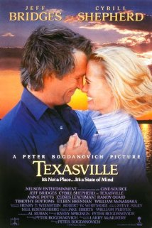 Texasville (1990) cover