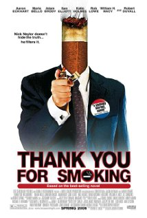 Thank You for Smoking (2005) cover