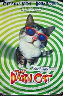 That Darn Cat 1997 poster