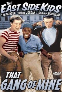 That Gang of Mine (1940) cover