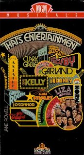 That's Entertainment! (1974) cover