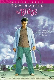 The 'Burbs (1989) cover