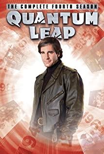 Quantum Leap (1989) cover