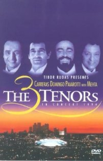 The 3 Tenors in Concert 1994 1994 poster