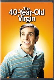 The 40 Year Old Virgin (2005) cover