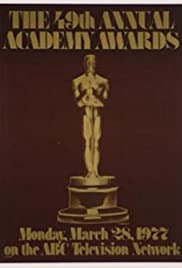 The 49th Annual Academy Awards 1977 poster