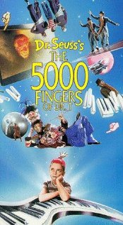The 5,000 Fingers of Dr. T. (1953) cover