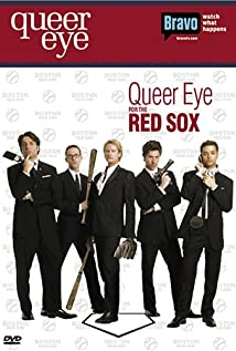 Queer Eye for the Straight Guy (2003) cover