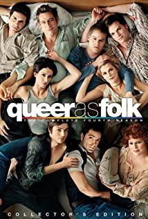 Queer as Folk (2000) cover