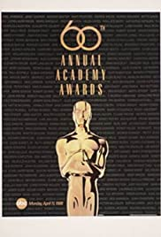 The 60th Annual Academy Awards 1988 poster