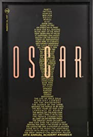 The 69th Annual Academy Awards 1997 poster