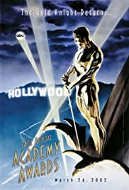 The 74th Annual Academy Awards 2002 poster