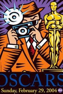 The 76th Annual Academy Awards (2004) cover