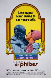 The Abominable Dr. Phibes (1971) cover