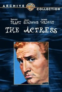 The Actress (1953) cover