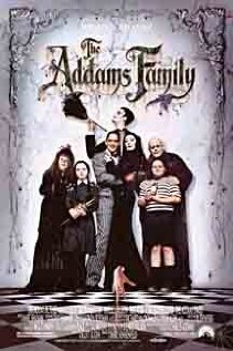 The Addams Family (1991) cover