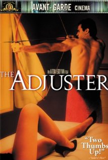 The Adjuster (1991) cover