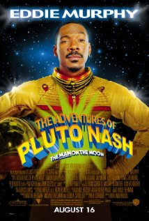 The Adventures of Pluto Nash (2002) cover