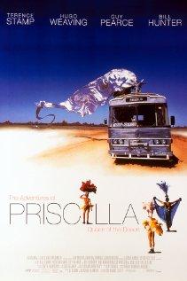 The Adventures of Priscilla, Queen of the Desert 1994 poster