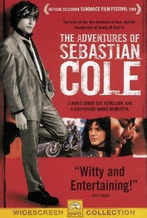 The Adventures of Sebastian Cole (1998) cover