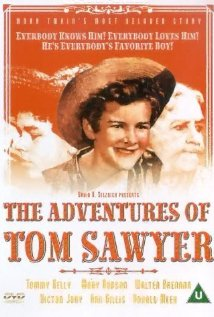 The Adventures of Tom Sawyer (1938) cover