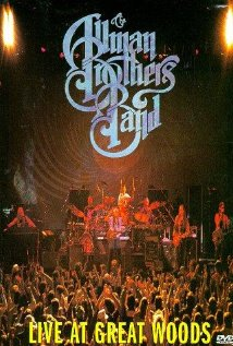The Allman Brothers Band: Live at Great Woods 1992 poster